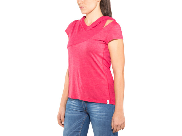 Smartwool Everyday Exploration t-shirt Dames roze